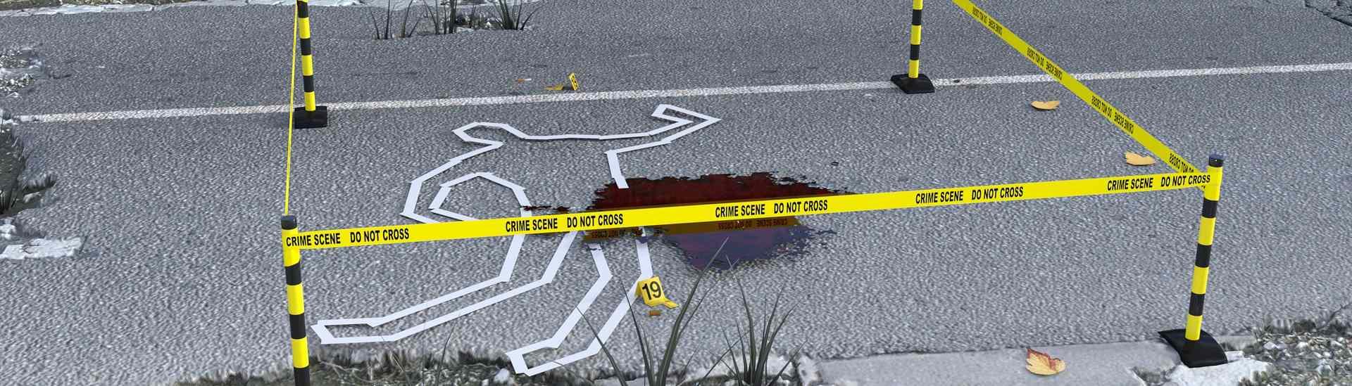 Forensic Crime Scene and Trauma Cleaning